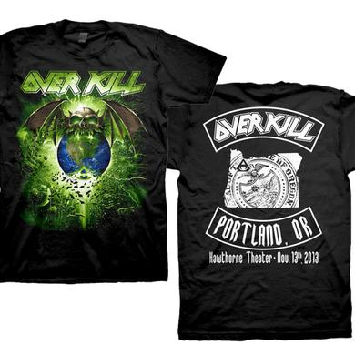 Overkill Portland T-Shirt