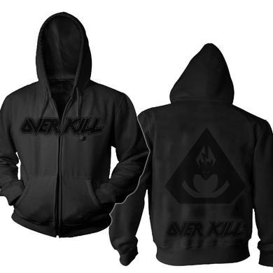 Overkill Tri Bat Zip Hood