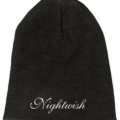 Nightwish Logo Embroidered Beanie
