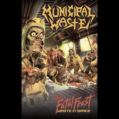 Municipal Waste Fatal Feast Cassette