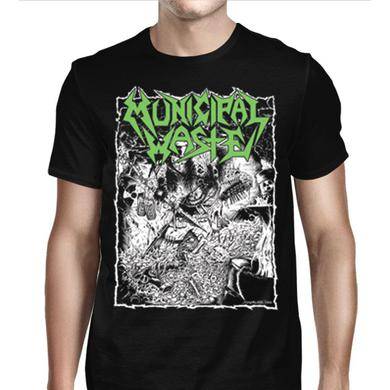 Municipal Waste Waste Hunter T-Shirt
