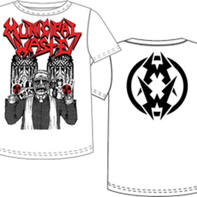 Municipal Waste Priest TShirt