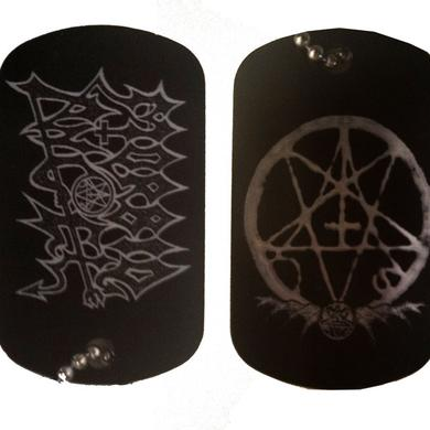 Morbid Angel Dog Tag Necklace