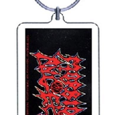 Morbid Angel Logo Keychain