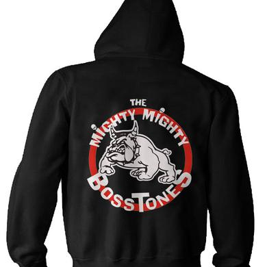 Mighty Mighty Bosstones Circle Bulldog Zip up Hoodie