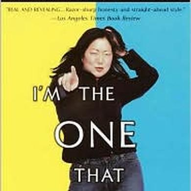 hold I'M THE ONE THAT I WANT-HARDCOVER BOOK