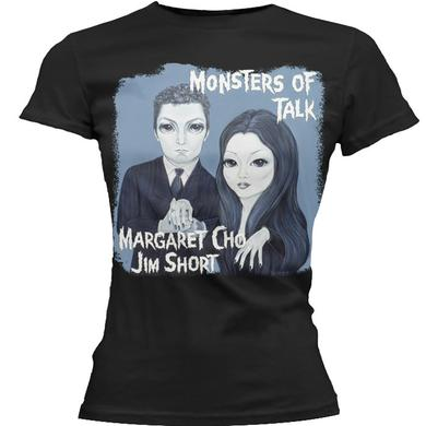 Margaret Cho Monsters Of Talk Ladies Tee