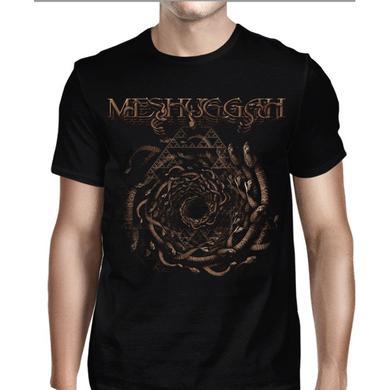 MESHUGGAH Spiral of Snakes Tee