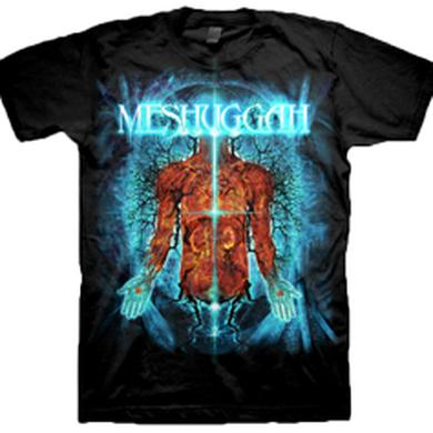 MESHUGGAH Branches of Anatomy Tee