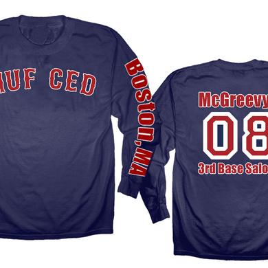 McGreevy's Nuf Ced 08 Longsleeve Boston