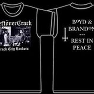 Leftover Crack Crack City Rockers TShirt