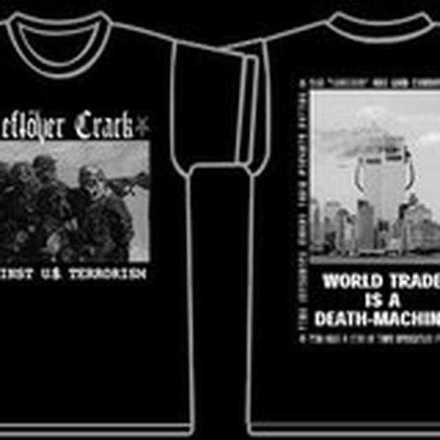 Leftover Crack Against Us Terrorism T-Shirt