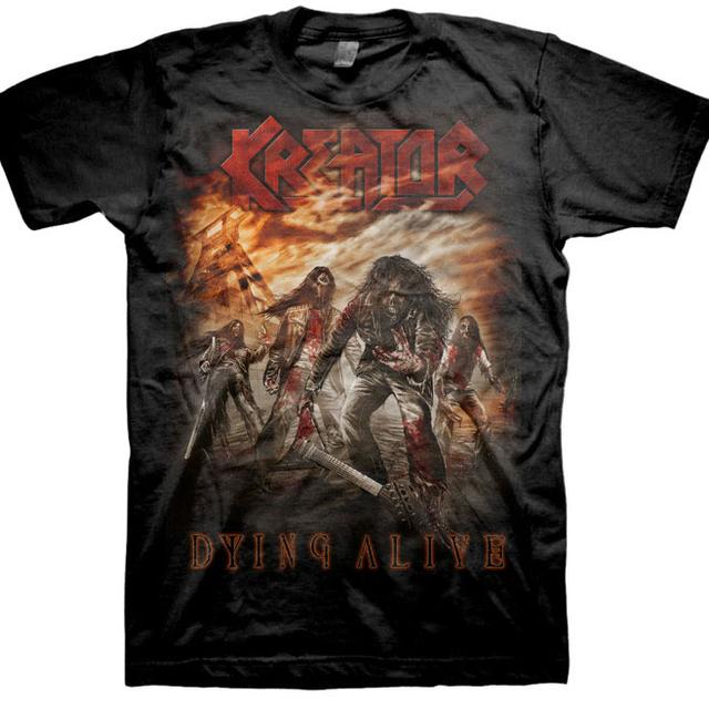 Kreator Dying Alive T-Shirt