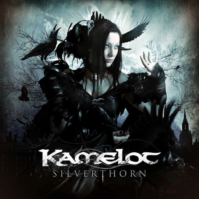 Kamelot Silverthorn CD