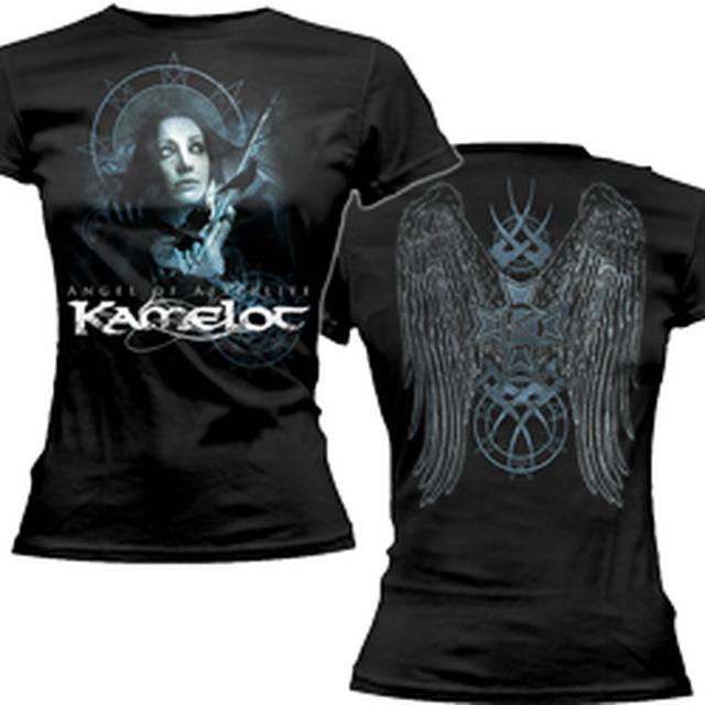 Kamelot Angel Ladies T-shirt