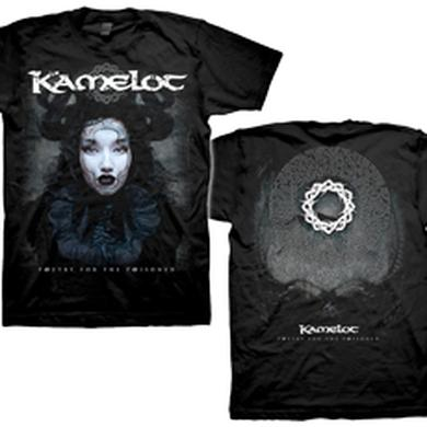 Kamelot Poetry for the Poisoned T-Shirt