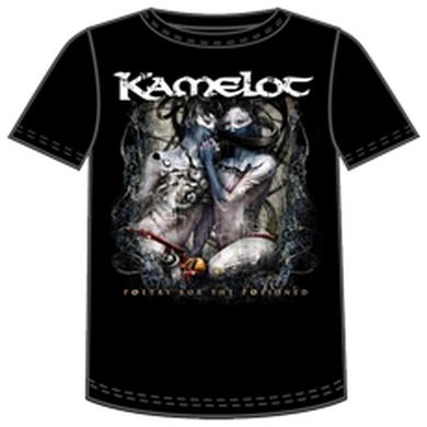 Kamelot Poetry For the Poisoned Front Only Tee