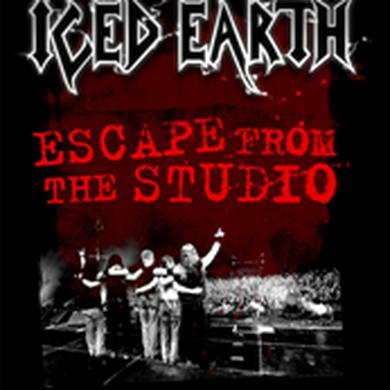 Iced Earth ESCAPE FROM THE STUDIO POSTER 18 x 24