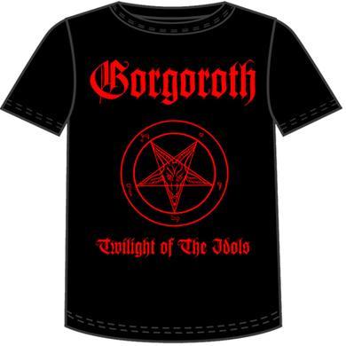 Gorgoroth Twilight of the Idols TShirt