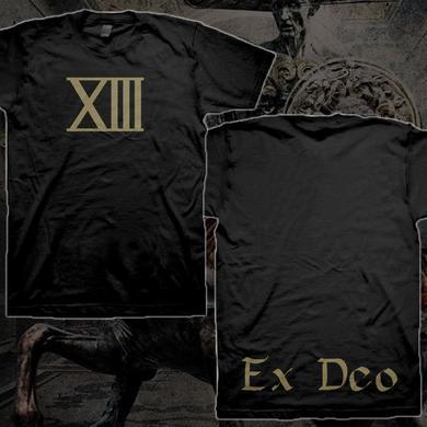 Ex Deo XXIII Black T-Shirt