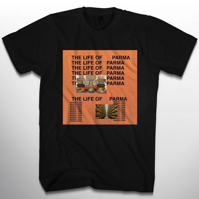 Mars Pan The Life Of Parma Exclusive Tee