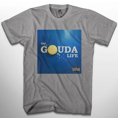 Mars Pan Living the Gouda Life Album Tee