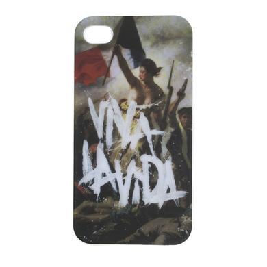 Coldplay Viva La Vida iPhone 4 Case
