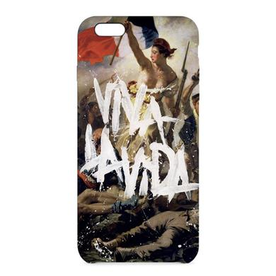 Coldplay Viva La Vida iPhone 6 Case