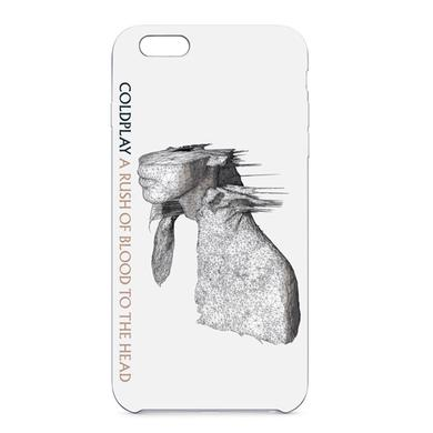 Coldplay A Rush Of Blood To The Head iPhone 6 Plus Case