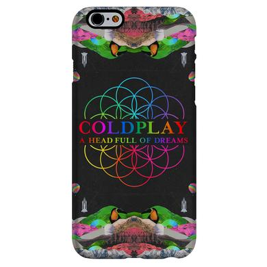Coldplay A Head Full Of Dreams iPhone 6/6S Case