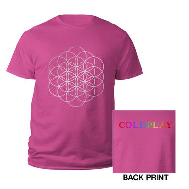 Coldplay Hindi Logo T-Shirt