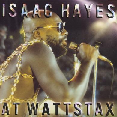 Isaac Hayes At Wattstax [CD]
