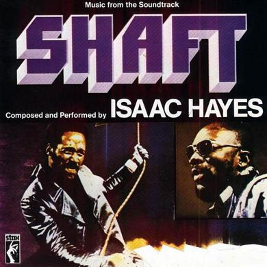 Isaac Hayes Shaft [CD]