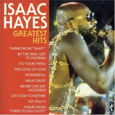 Isaac Hayes Greatest Hits [CD]
