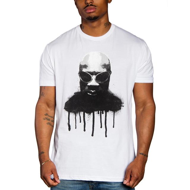Isaac Hayes Graffiti Soul Tee (White)