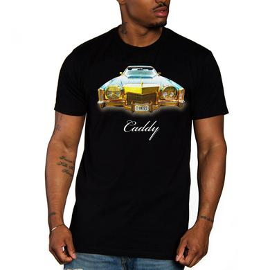 Isaac Hayes Gold Caddy Tee (Black)