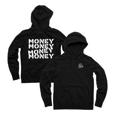 Eddie Money Money Pullover Hoodie