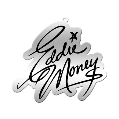 Eddie Money Logo Keychain