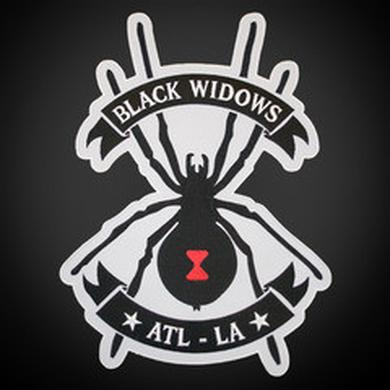 Butch Walker Black Widows Patch
