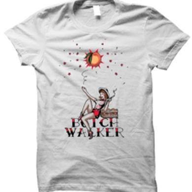Butch Walker Cowgirl Flash Tee