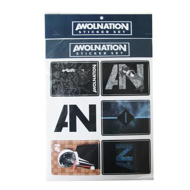 Awolnation Sticker Pack