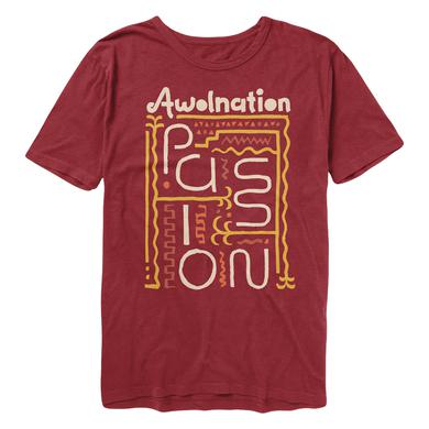 Awolnation Red Passion Tee