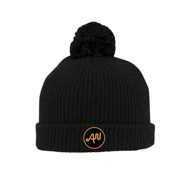 Awolnation Embroidered Pom Beanie