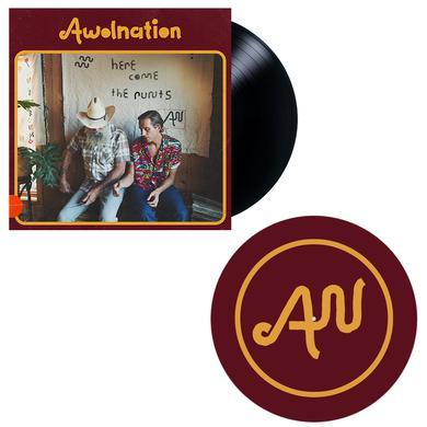 Awolnation Vinyl + Slipmat