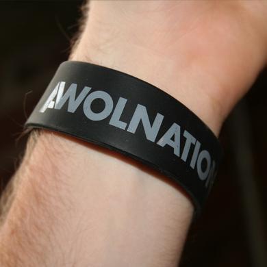 Awolnation RUN Wristband