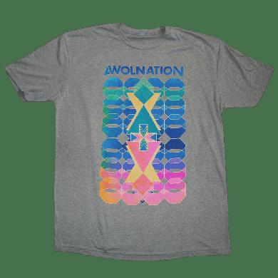 Awolnation Shapes Tee