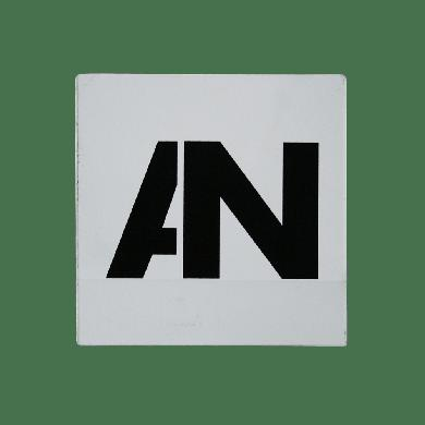 AWOLNATION Logo Sticker