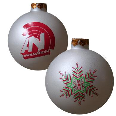 Awolnation AWOL Holiday Ornament