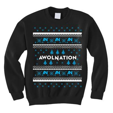 Awolnation Ugly Holiday Sweater