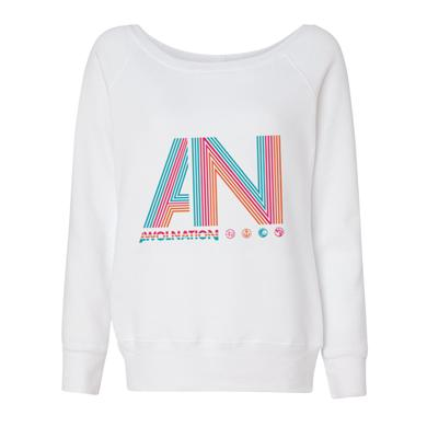 Awolnation Ladies Roller Sweatshirt